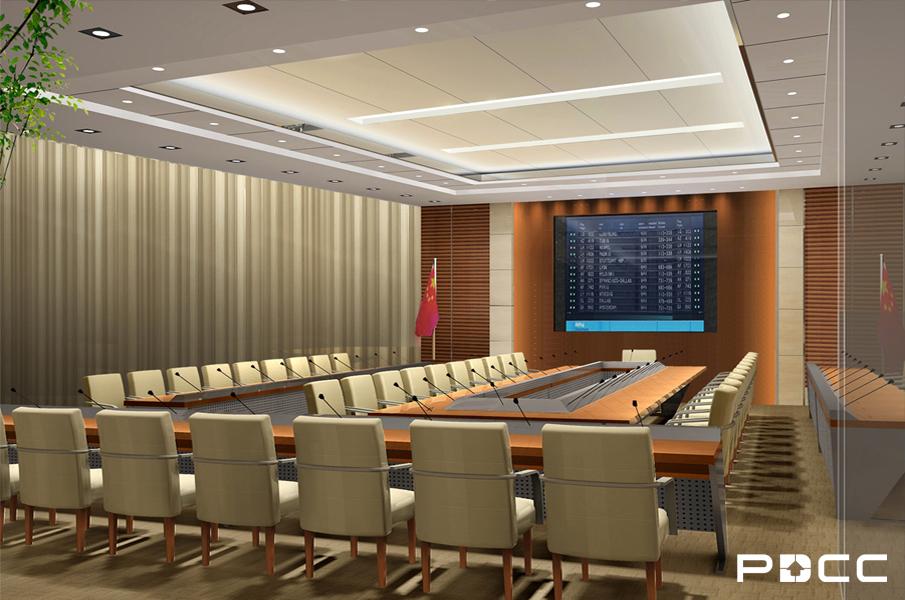 扫雷大队综合楼办公室装修8