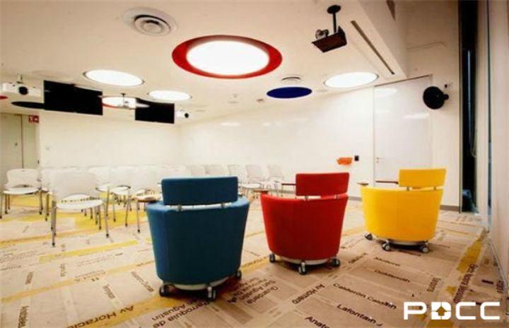 PDCC办公室照明设计经验分享
