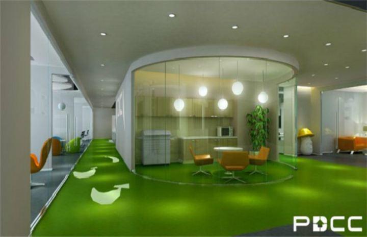 办公室绿色设计不能遗忘的角落