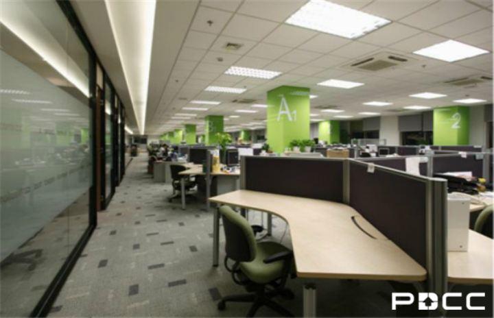 办公室设计3大布局 打造高端文化环境
