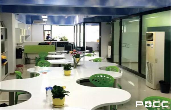 办公室设计pdcc解析空间布局