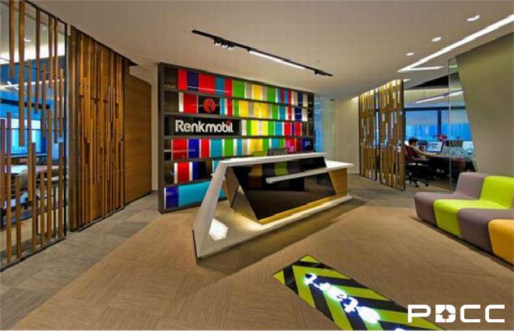 办公室设计设计风格新动向