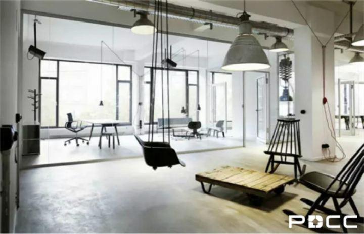 办公室设计公司 开放式办公室广受青睐