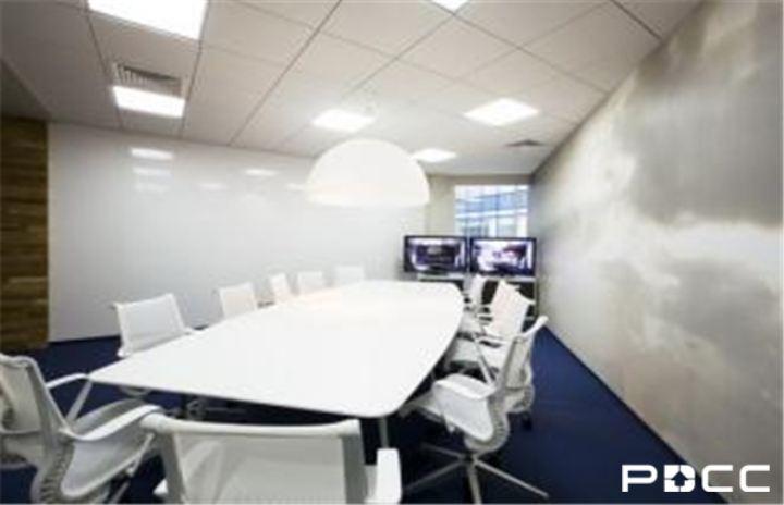 办公室设计公司 巧慧创意缔造奇美办公室