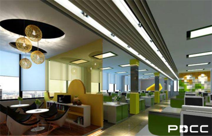 办公室设计公司 视觉效应设计秘笈