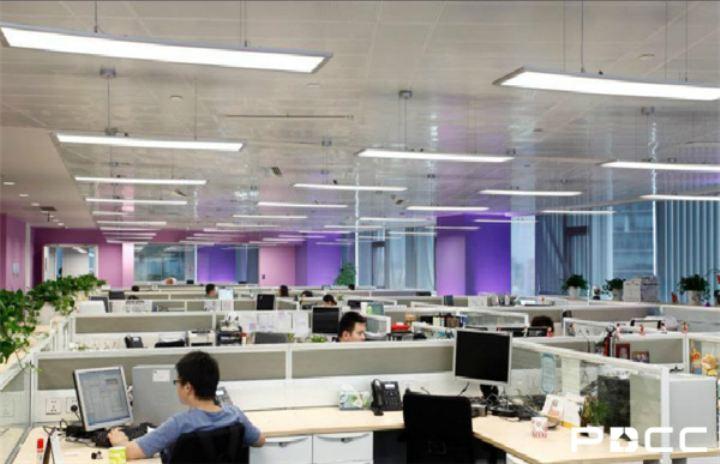 办公室设计必须遵守的办公设计法则