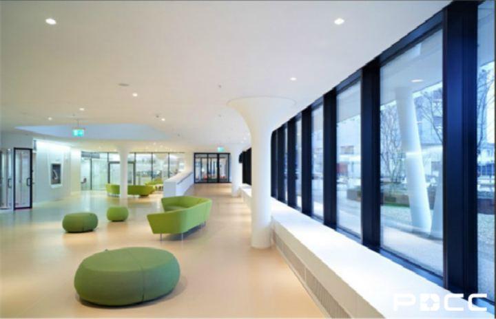 办公室设计 PDCC色彩搭配经验分享