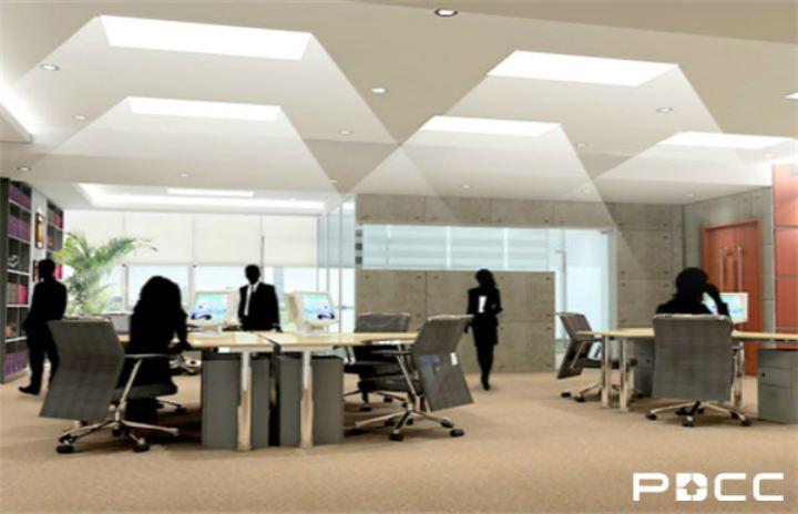 办公室设计 办公灯光中的文化