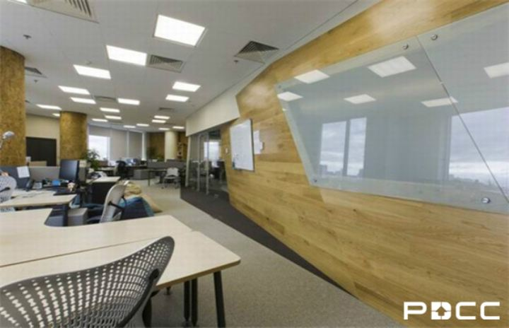 办公室设计 办公照明设备五大原则