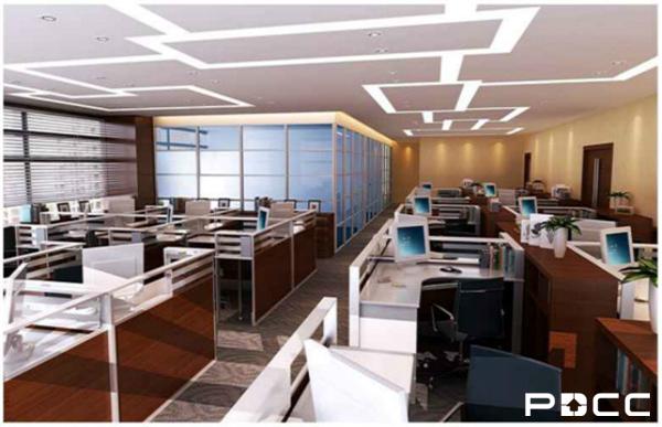 办公室设计支招空间合理布局