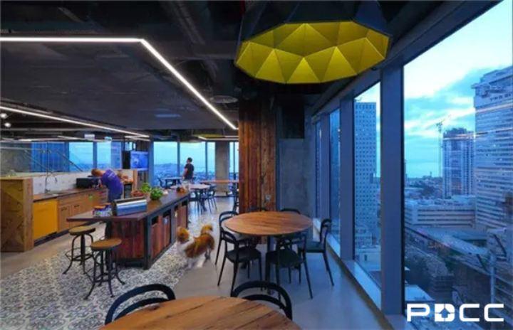 办公室设计开放式设计受追捧
