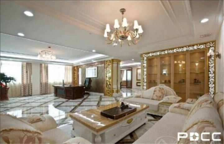 办公室设计欧洲古典风格受追捧