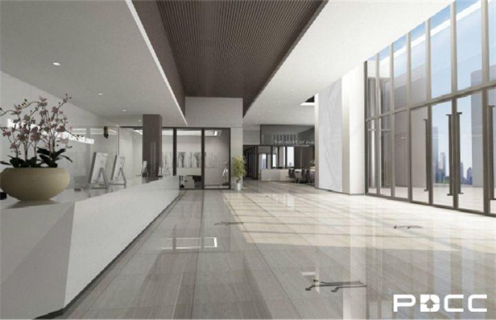 办公室设计如何打造简约型空间设计