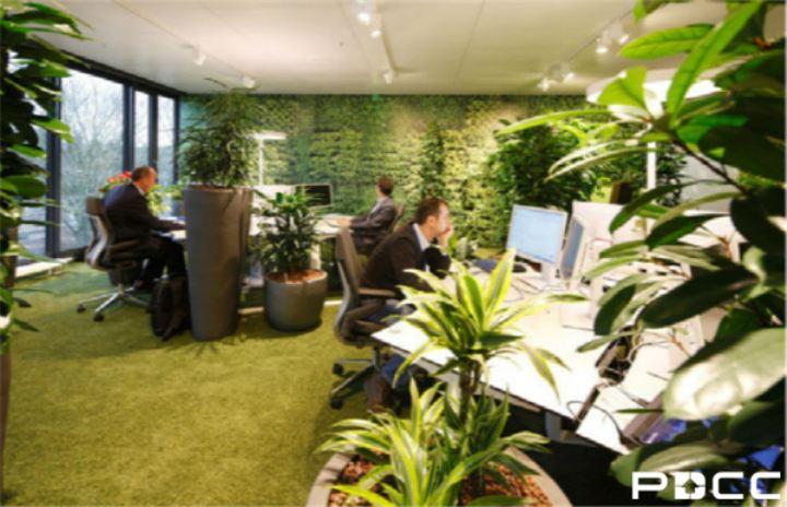 办公室软装布局基本原则