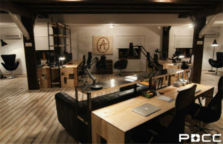 顶面办公室装修与办公空间划分指南