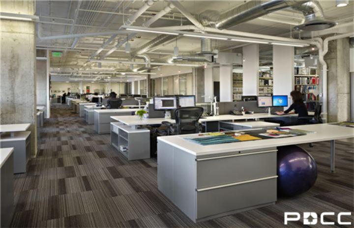 智能化办公室装修设计