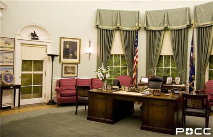 看看外国总统办公室,你将恍然大悟!