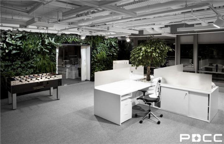 办公室空间布局五大文化