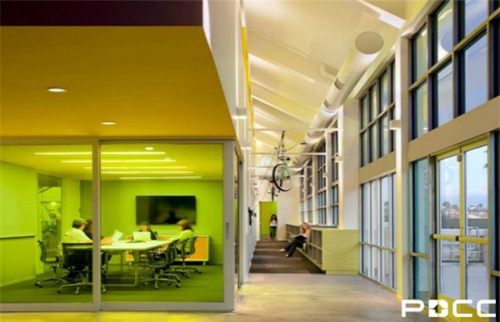 办公室装修规范必须遵守四大原则