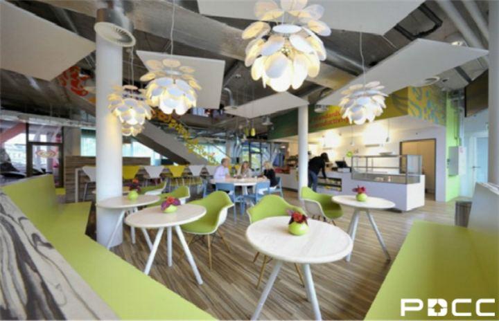 办公室茶水间如何设计装修?