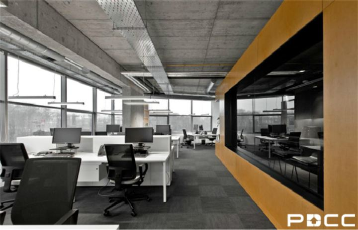 如何合理选择办公室装修材料?