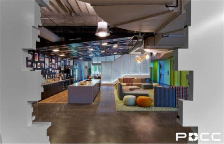 办公室装修如何实现传统与前卫的完美结合?