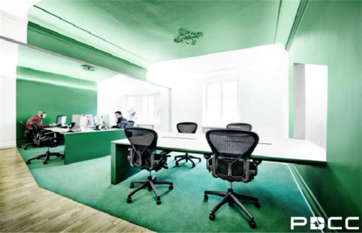 如何用光线打造办公空间照明质感?