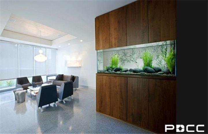 办公室维修保养教你如何在装修时养护鱼缸