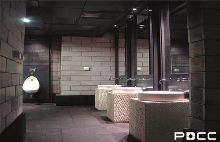 浴室家具防潮法的六大细节
