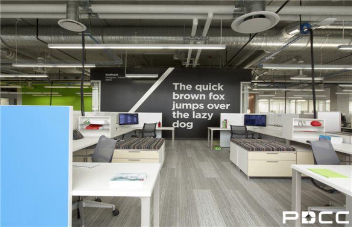 深度解析办公室动态空间文化