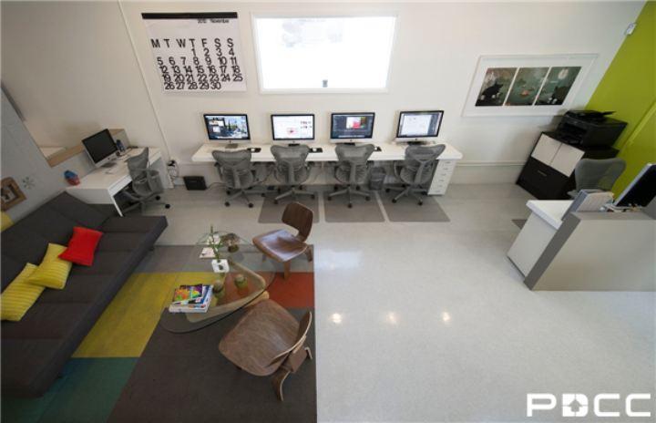 两大办公室装修理念玄妙解析