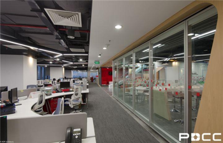 如何打造高端办公室设计?