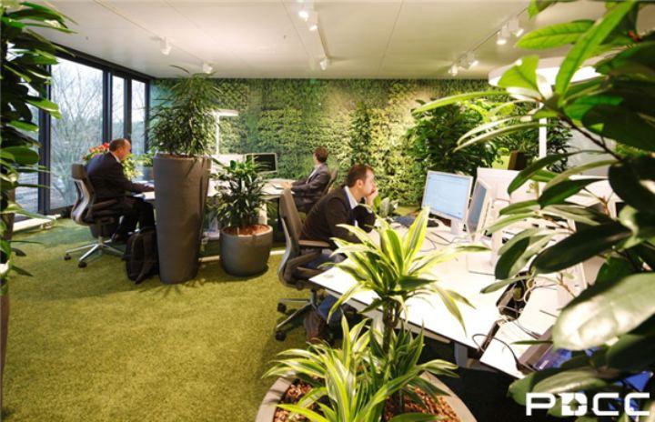 环保办公室装修需重视
