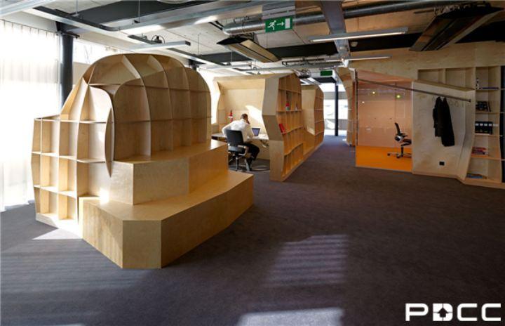 现代办公室装修还缺少什么?