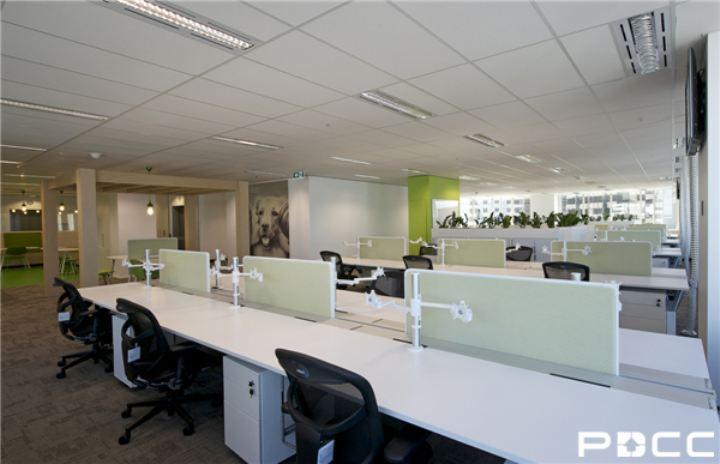 装修设计办公室的三个基本点