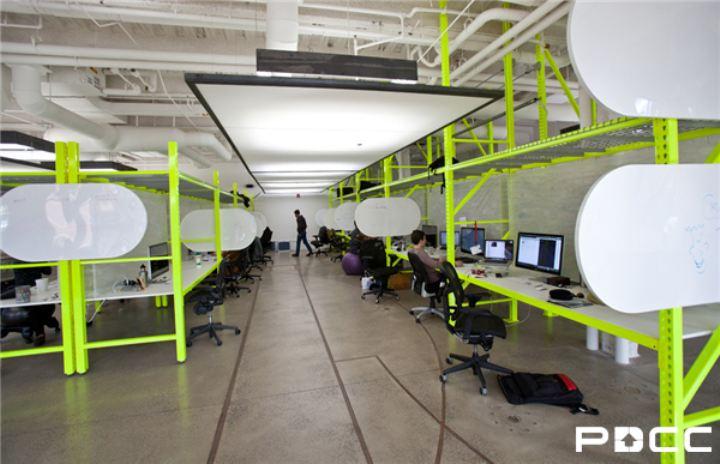 办公室装修风水五大原则