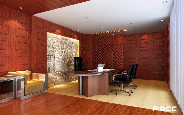老板办公室座椅摆放暗藏玄机