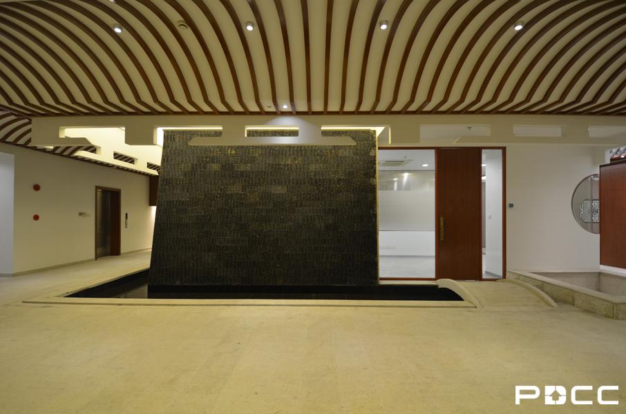 中雅大楼办公室装修2