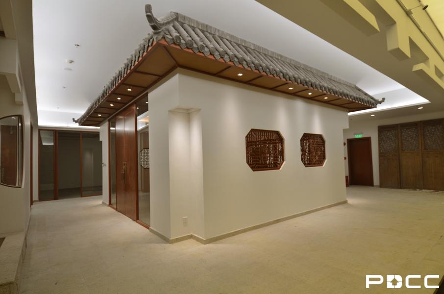 中雅大楼办公室装修5