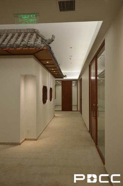 中雅大楼办公室装修6