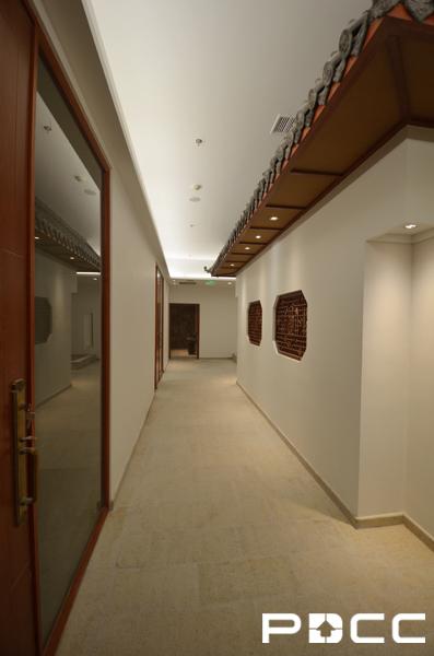 中雅大楼办公室装修7