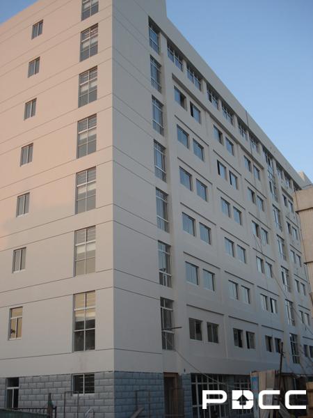 扫雷大队综合楼办公室装修3