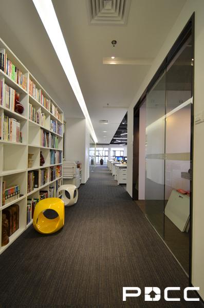 完美设计办公室装修6