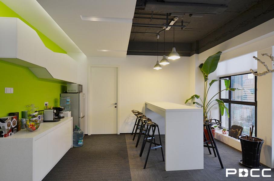 完美设计办公室装修11