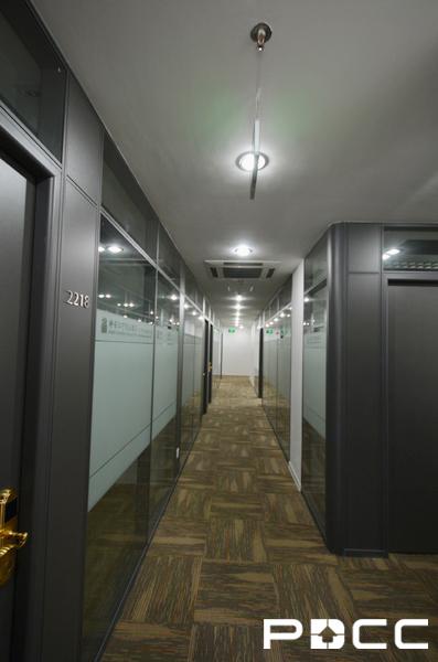 同乐坊商务中心办公室装修4