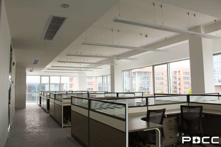 康桥集团办公室装修10