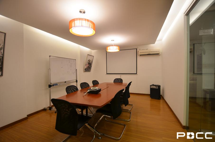 尚游国际办公室装修3