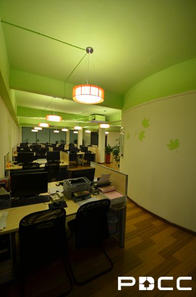 尚游国际办公室装修5