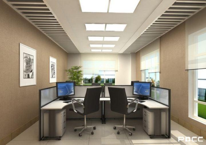 办公室多元化设计的三种形态